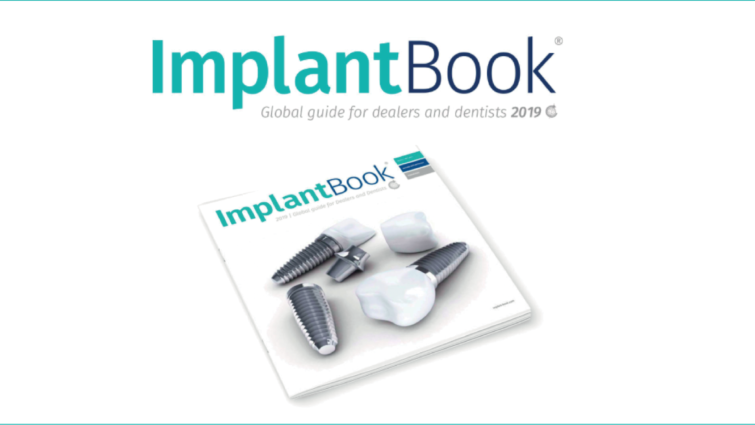 Implantbook 2019 Global guide for dealers and dentists