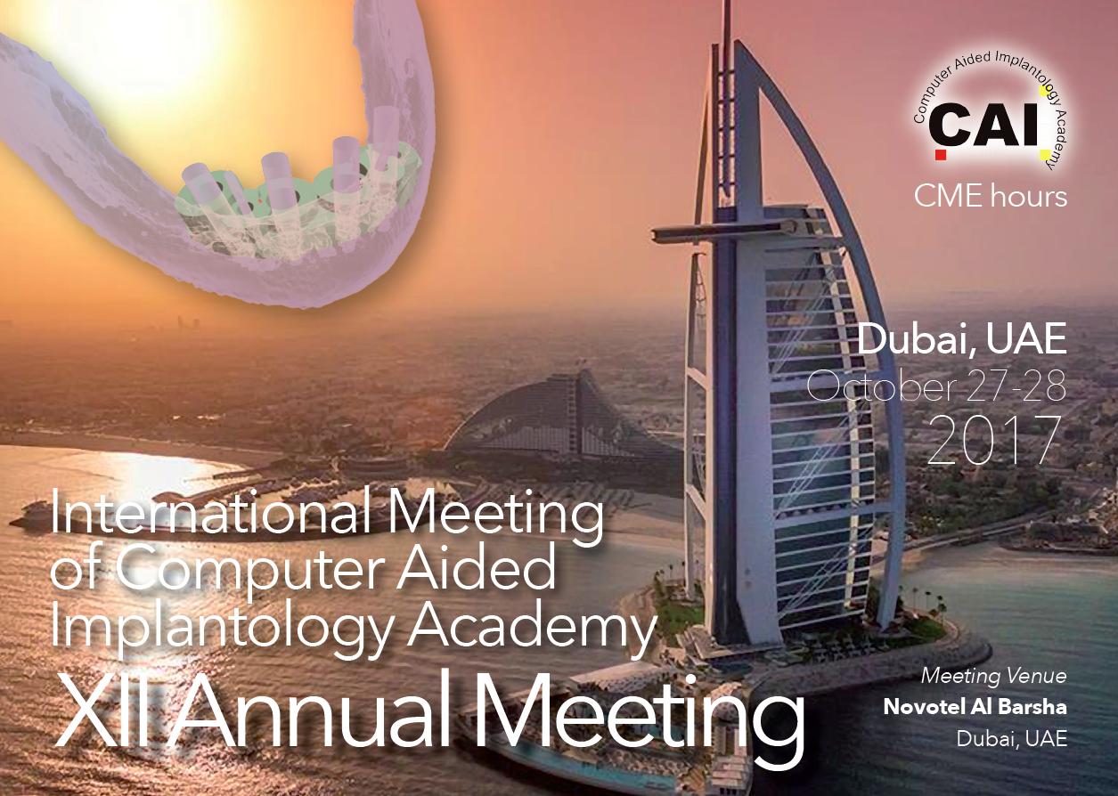 SmartBone® CAI Academy Dubai