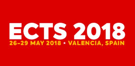 ECTS 2018, Valencia, 26-29 May 2018