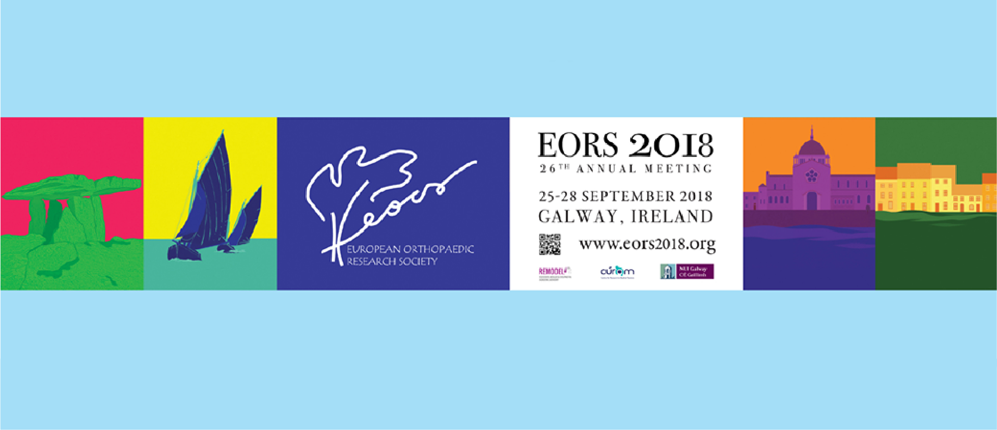EORS 2018 26th Annual Meetign 25-28 September 2018, Galway, Ireland