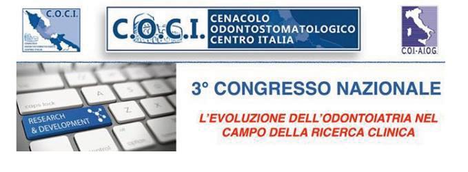 C.O.C.I 3° Congresso Nazionale