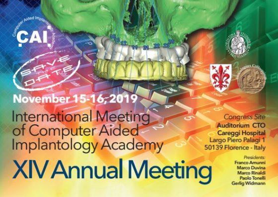 CAI 2019 November 15-16 2019